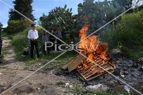 Burning of Chametz