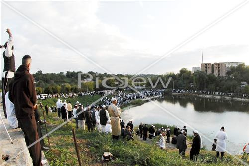 tashlich in Uman