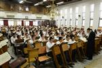 Jews studying Torah