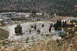 The cemetery of Safed