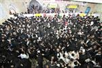 Jews celebrate the Yahrtzeit of Rabbi Shimon bar Yohai on Mount Meron