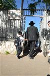 Children go to school in Jerusalem
