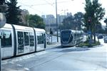 Jerusalem light rail routesthe capital