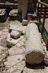 Archaeological excavations at the Western Wall