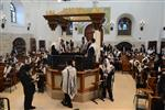 Great Ashkenazi synagogue in the Old City of Jerusalem was destroyed and renovated several times